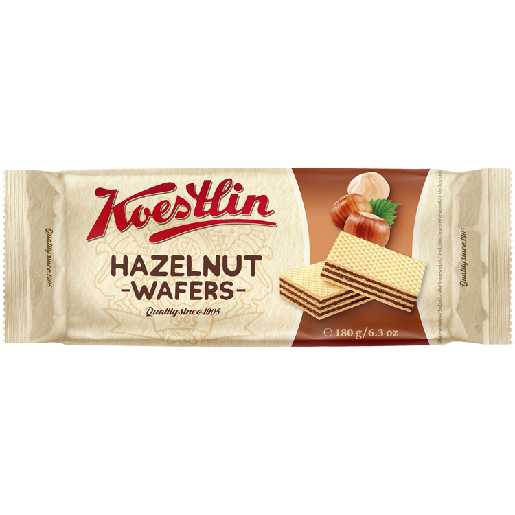 HAZELNUT WAFERS