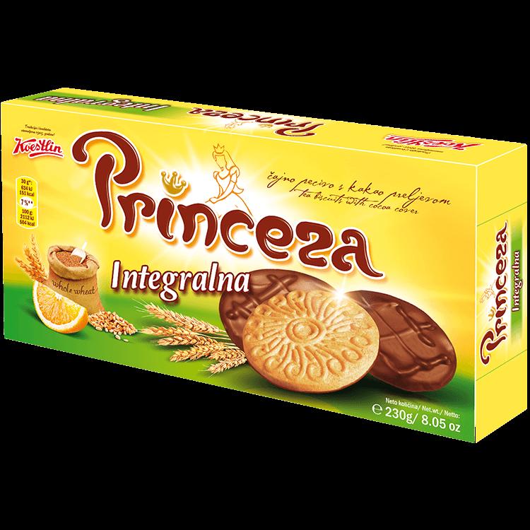 Princeza Integralna(''Principessa integrale'')