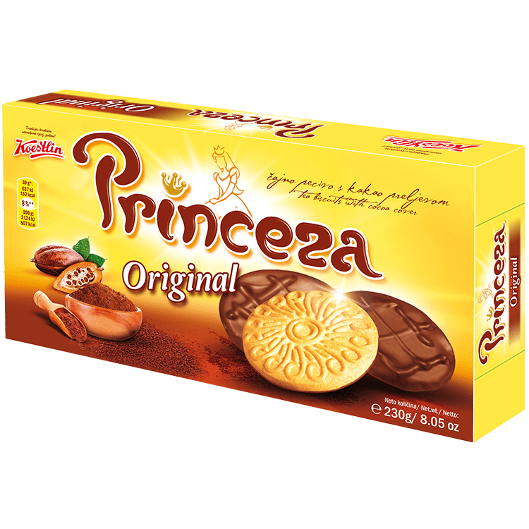 Princeza Original(''Principessa originale'')