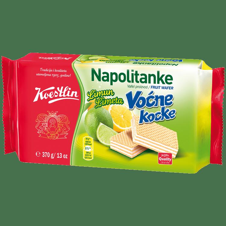 Napolitanke Limun Limeta (''Wafer limone e limetta'')