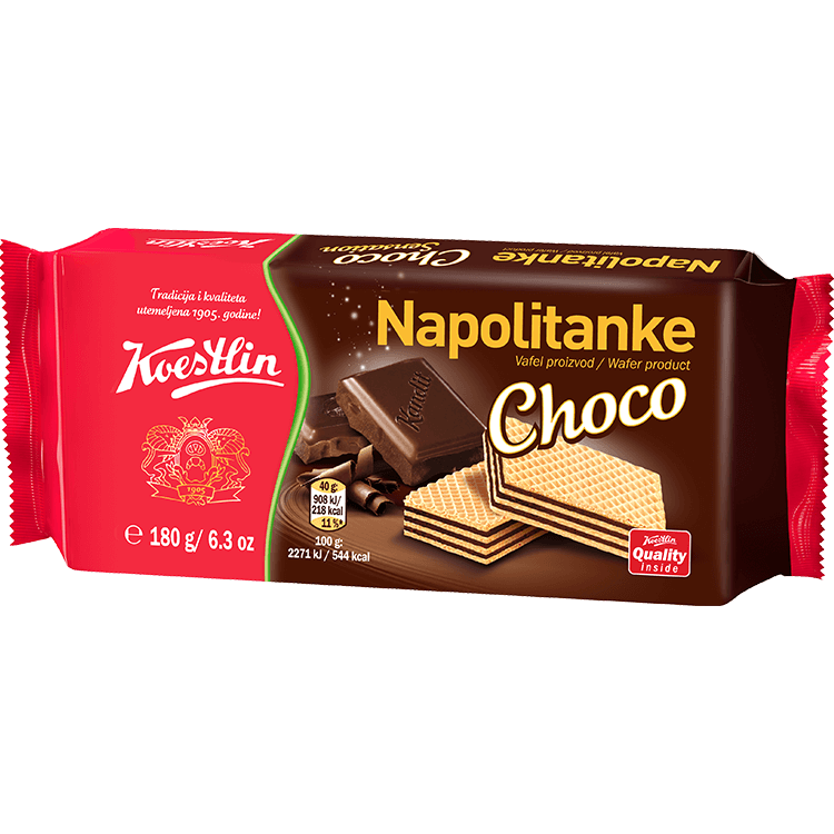 Napolitanke Choco