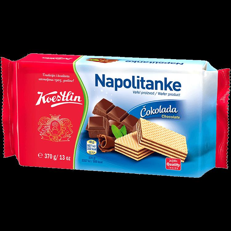 Napolitanke Čokolada (''Wafer cioccolato'')