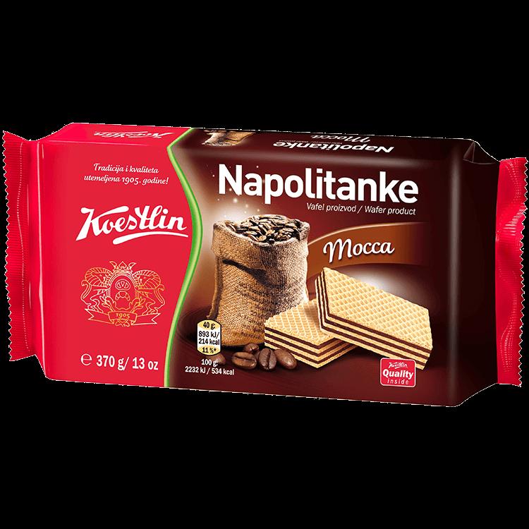 Napolitanke Mocca